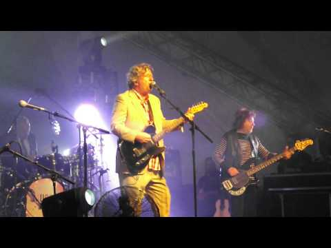 Squeeze : Up The Junction - Looe Music Festival 2014, Cornwall. Live