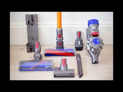 dyson-v8-currys---demo,-part-2---dyson-v8-total-clean-cordless-handstick-vacuum---dirt-pickup-tests