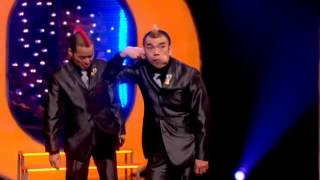 Gamarjobat   Amazing Comedy Duo   2012 LONDON FISM   Magic Shop For Magicians