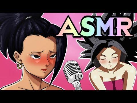 ASMR With Kale (Dragon Ball Girl)