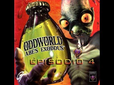 ABE'S EXODDUS //\\ Episodio 4 -- Los Sepulcros Necrum --