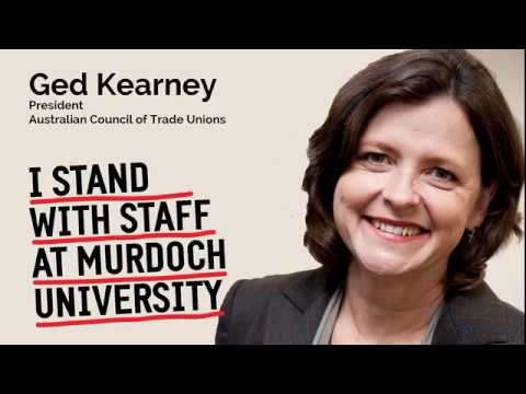 Ged Kearney - President, ACTU