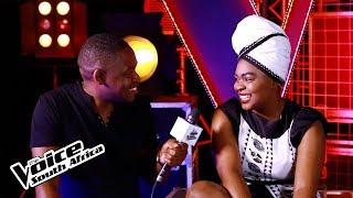 Post-Blind Profile: Siki Jo-An   The Voice SA: Season 3   M-Net