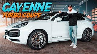 Porsche Cayenne Turbo Coupé | POWER - SUV mit 550 PS! | Daniel Abt