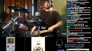 The Prodigy Narayan Drum Improv Cover