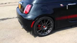 Update: Fiat 500 Abarth Upgrades