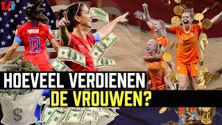VI Legt Uit: 'Alex Morgan Verdient Meer Dan Heel Oranje Samen'