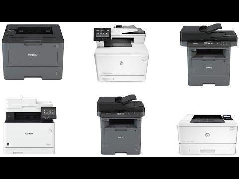 Top 10 Best Leaser Printers 2019