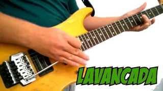 Lavancada / Alavanca ( steve vai ) - Guitarra em um Minuto - COM TONY CALAÇA