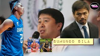 Manny Pacquiao ULTIMATUM SA EX PBA NA GUSTONG BUMALIK | KIEFER RAVENA MAGLALARO NA VS ADELAIDE 36er