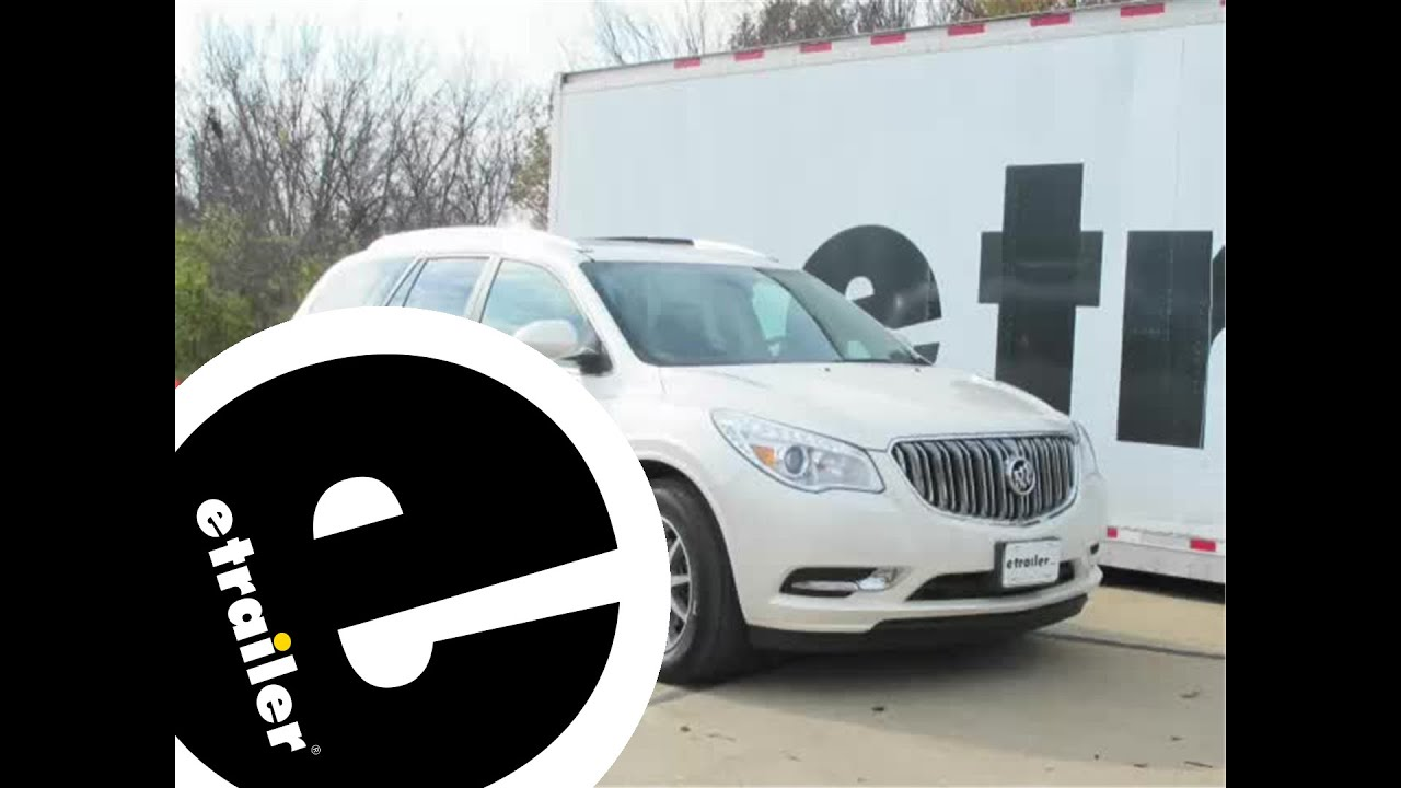 maxresdefault installation of a trailer wiring harness on a 2014 buick enclave buick enclave wiring harness at mifinder.co