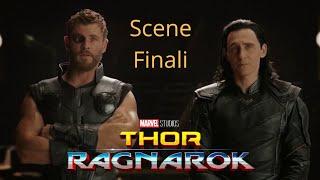 (Marvel) | Thor Ragnarok - Scene Finali ITA