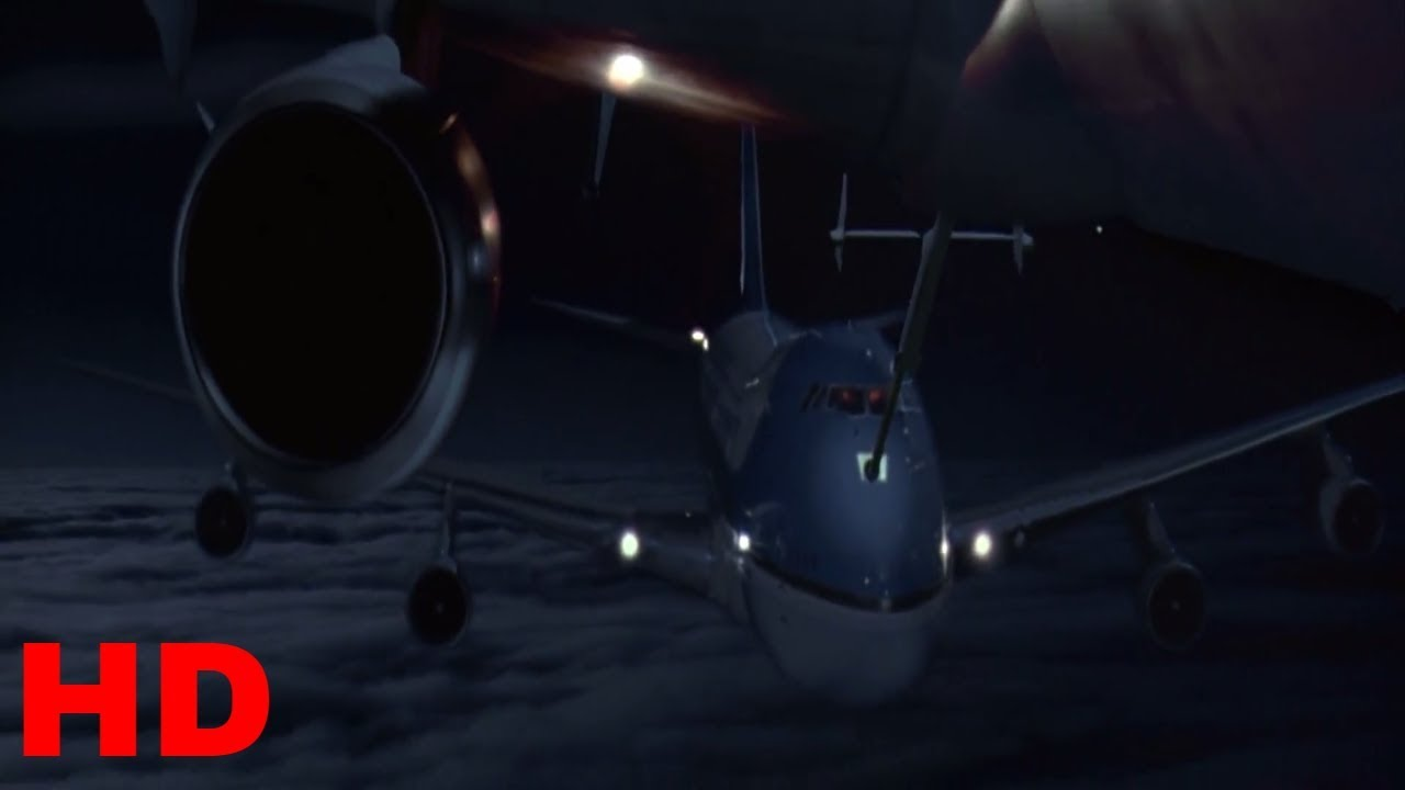 Download Air Force One - Mid Air Refueling Scene.