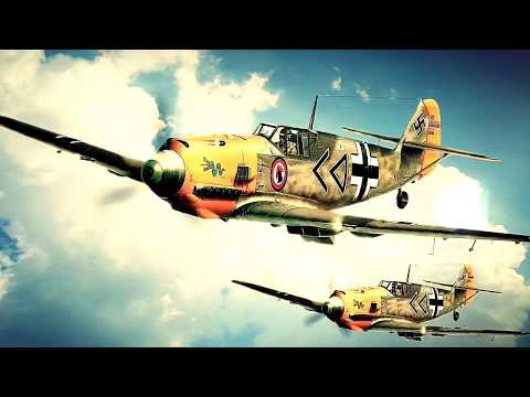 Истребители второй мировой войны!