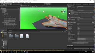Make a flight simulator in Unity3D in less then 15 minutes