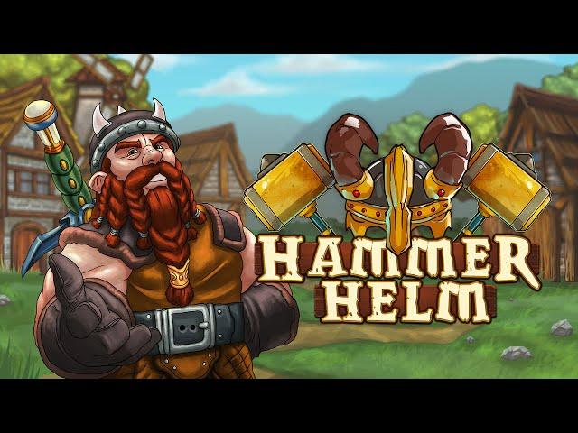 HammerHelm 🪓 Angezockt 🔨 Deutsch