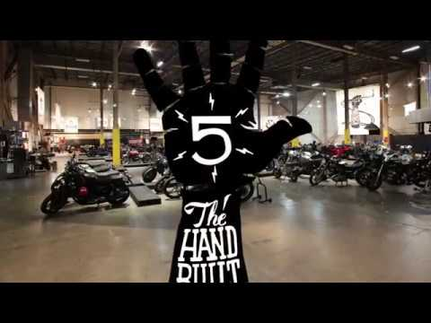 BMW presents The Handbuilt Motorcycle Show 2018