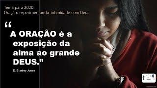 I. P. Pq. São Domingos - 01/03/2020 - Lições Importantes na Oração de Zacarias e Isabel