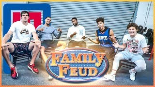 2HYPE Family Feud Game Show vs. LOS ANGELES CLIPPERS!