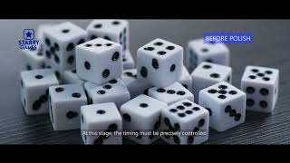 Starry Games--Dice Industry Introduction for Board Games Companies and Kickstarters Designers