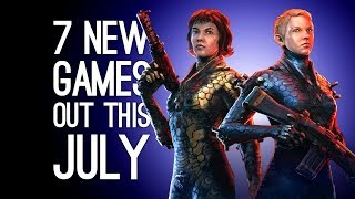 7 New Games Out In July 2019 For Ps4, Xbox One, Pc, Switch