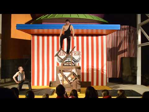Sinister Circus FULL Show 2017