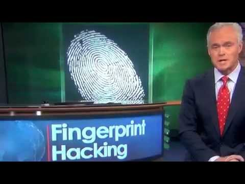Scam on Fingerprints and Smartphones