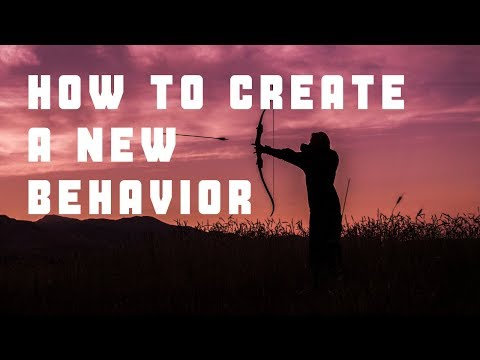How To Create A New Behavior