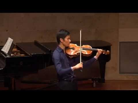 Vieuxtemps - Capriccio for Solo Viola