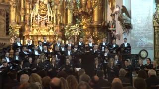 AVE MARIA (FRAGMENTO) Coro Fundacion Princesa Asturias  Iglesia del Carmen. Cádiz 30.04.15