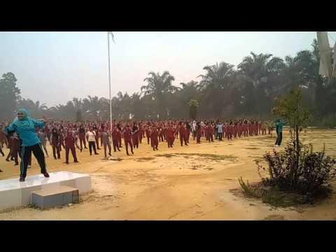 SMK NEGERI 2 PINGGIR - SENAM SABTU PAGI 2015
