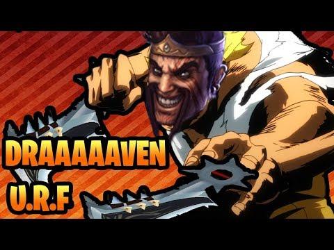 DRAVEN U.R.F | League of Legends | Gameplay thumbnail
