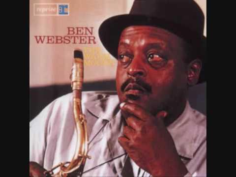 Ben Webster-Memories of you...