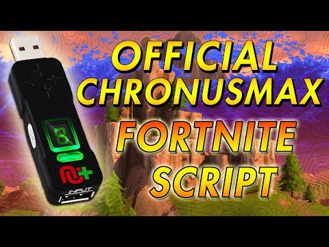 FORTNITE AIM ABUSE CHRONUSMAX OFFICIAL SCRIPT