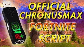 FORTNITE AIM ABUSE CHRONUSMAX OFFICIAL SCRIPT