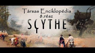 Társas Enciklopédia 8. rész - A nyári mikulás és a Scythe
