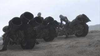 Ffvii Advent Children - Cloud First Encounters Kadaj, Yazoo & Loz 720p (full Fight Scene)