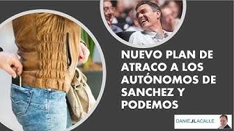 Image del Video: DANIEL LACALLE: Nuevo plan de atraco a los autónomos de Sánchez