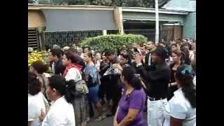 ENTIERRO DEL PASTOR ARNULFO VIDEA FLORES DÍA 31 DIC.2012