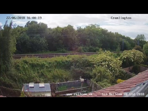 Railcam Cam of the Week - Crewe Cam 4