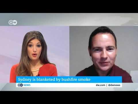 Interview With Deutsche Welle News (21/11/19)
