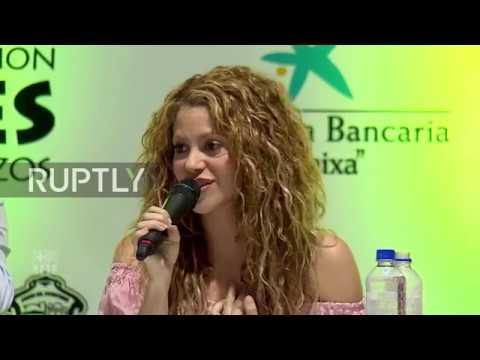Colombia: Shakira calls on Colombians to 'open the doors' for Venezuelan migrants