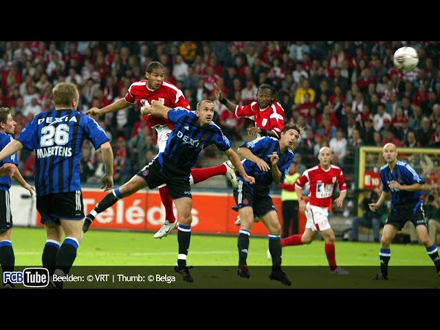2005-2006 - Jupiler Pro League - 07. Standard - Club Brugge 2-0