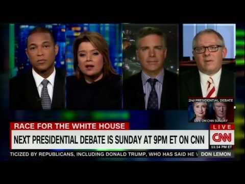 Ana Navarro calls Trump a racist in two different languages