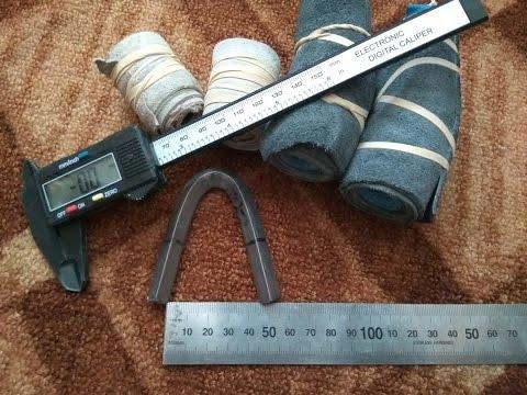 Квадрат сталь 20, 150/8 мм, overhand.