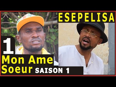 MON AME SOEUR saison1 VOL1 Doutshe Kapanga THEATRE CONGOLAIS NOUVEAUTÉ 2017 Congo Kinshasa Elengi ya