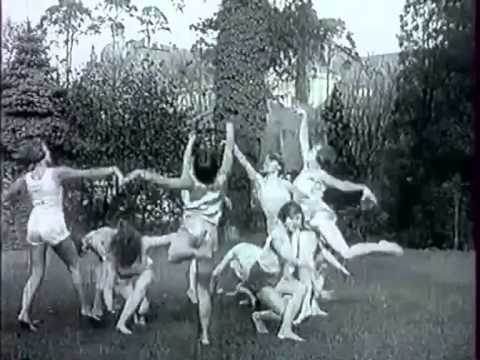 Histoire de la Danse de 1900 à nos jours