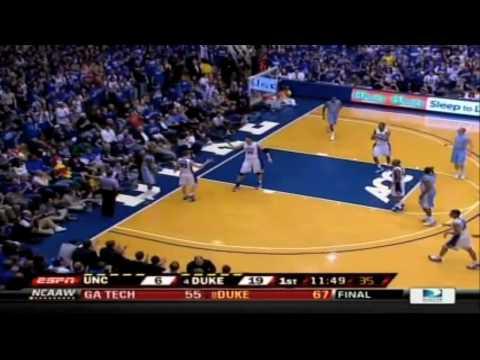 North Carolina Tar Heels 82-50 Fail