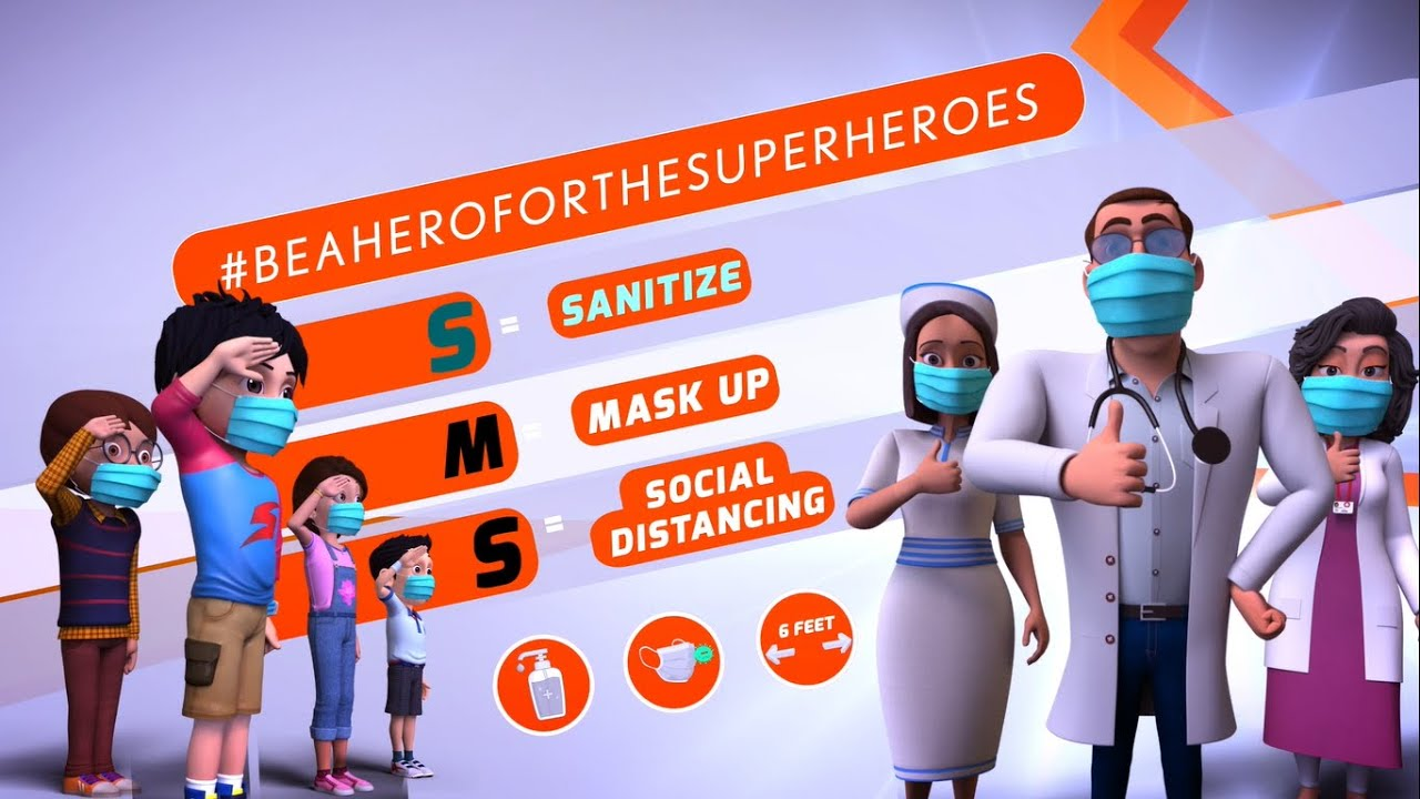 Nickelodeon | Be A Hero For The Superheroes with Shiva