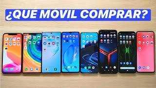 RANKING DEFINITIVO de Móviles 2019 ¿Qué comprar en Black Friday? ¿Que móvil regalar?